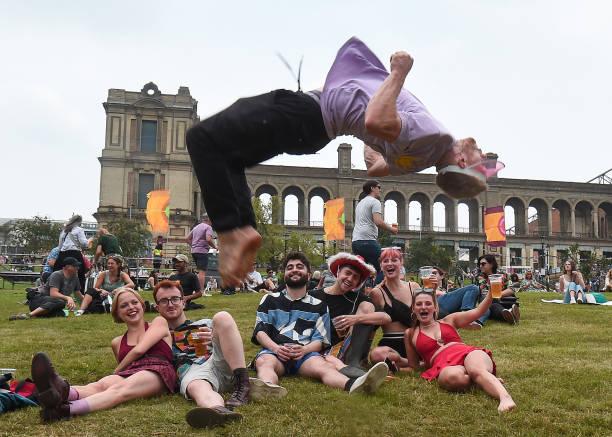 GBR: Kaleidoscope Festival 2021