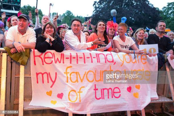 rewind festival scotland stock photos and pictures getty