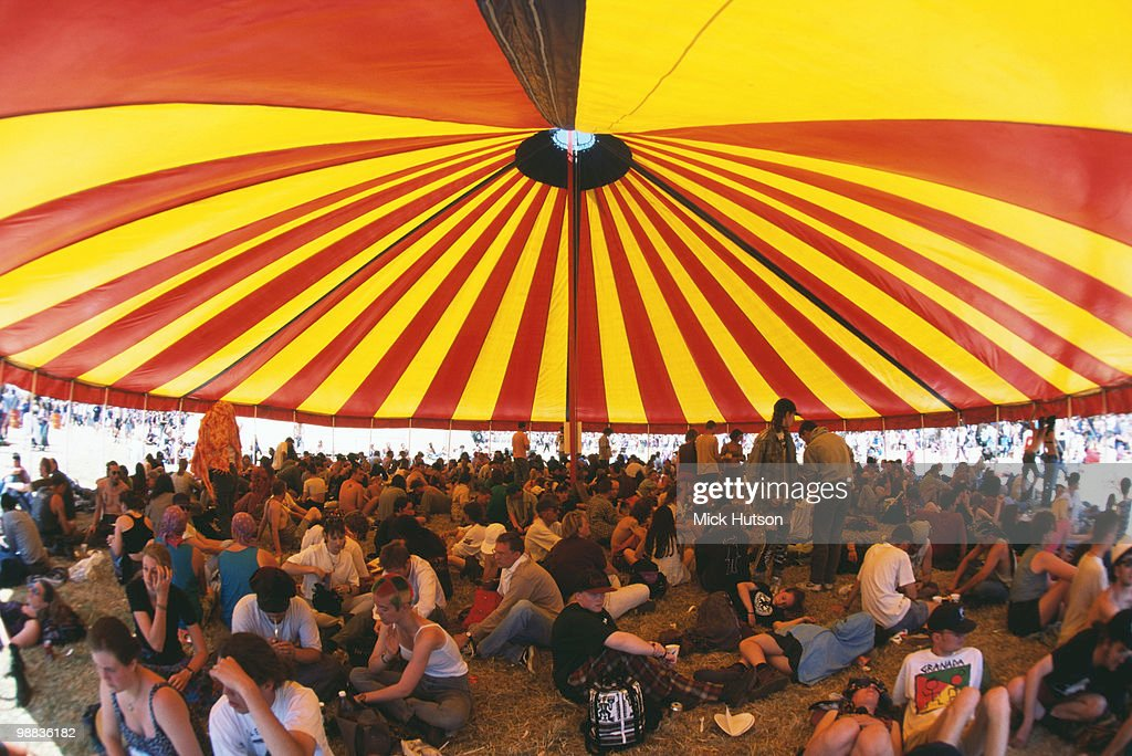 Glastonbury Festival : News Photo