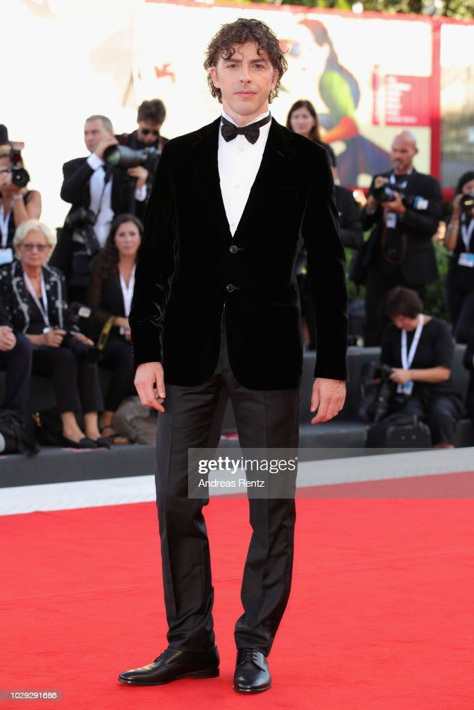 ITA: Award Ceremony Red Carpet Arrivals - 75th Venice Film Festival