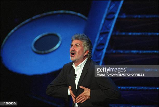 """Festival """"Juste pour rire"""" In Montreal, Canada On July 14, 2002-Roland Magdane."""