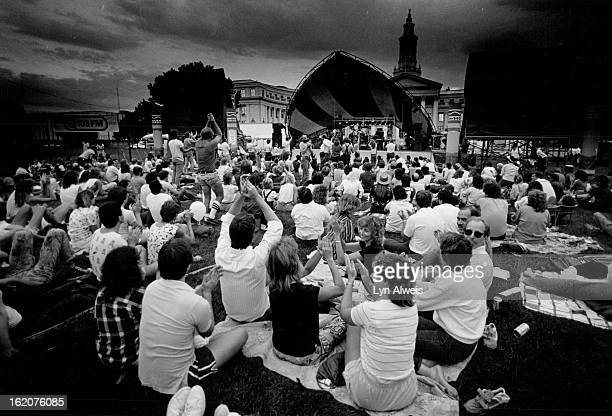 AUG 31 1986 Festival of Mountains and Plains The A1 Stewart concert Friday night