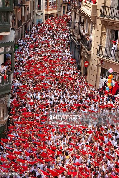 Festival of San Fermin in Pamplona