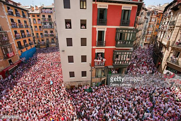 Festival of San Fermin in Pamplona