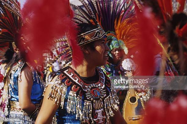 Festival of the Virgen de Guadalupe Basilica of Our Lady of Guadalupe Tepeyac in Mexico City Mexico on December 12 2010 Two accounts published in the...