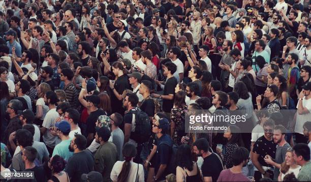 festival - crowded stock pictures, royalty-free photos & images