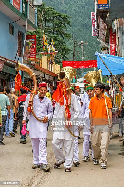 Festival with People McLeod Ganj Dharamsala India