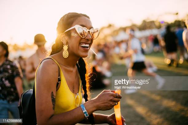 Festivalgoer street style at the 2019 Coachella Valley Music And Arts Festival Weekend 1 on April 13 2019 in Indio California