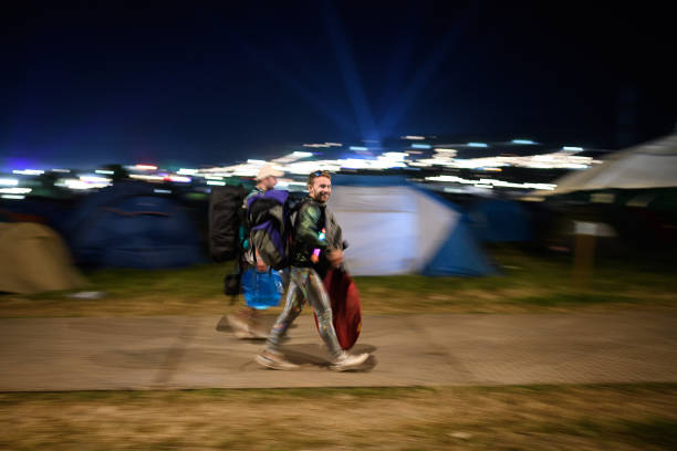 GBR: Glastonbury Festival 2019 - Day Six