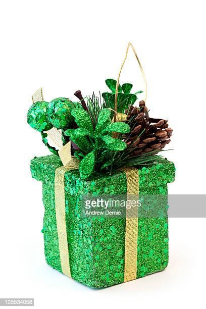 festive decorations - andrew dernie stockfoto's en -beelden