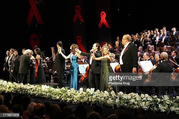 17 Festliche Operngala Für Die Deutsche Aidsstiftung In Der Deutschen Oper In Berlin