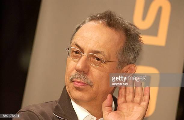 Festpielleiter Dieter Kosslick zu Gast im Radio Eins Nighttalk am Rande der 56. Internationalen Filmfestspiele in Berlin