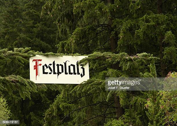 Festplatz (festival ground)