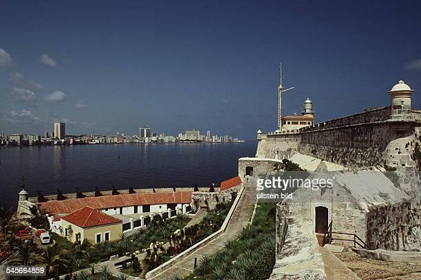 Festung El Morro mit Stadtsilhouette- 1993