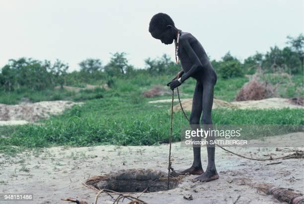 Fetching water Ayod