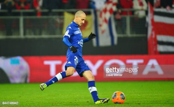 Fethi HAREK Valenciennes / Bastia 20e journee Ligue 1 Photo Dave Winter / Icon Sport