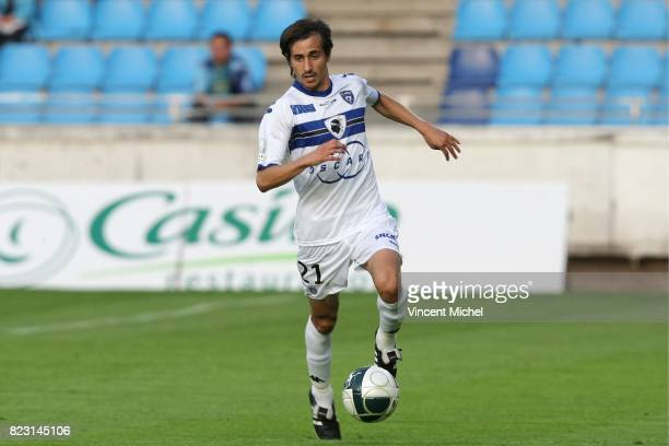 Fethi HAREK Le Havre / Bastia 4e journee de Ligue 2 Vincent Michel / Icon Sport