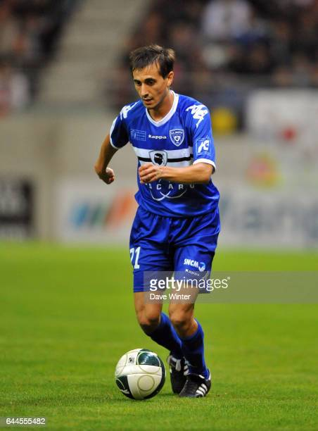 Fethi HAREK Reims / Bastia 9e journee de Ligue 2 Photo Dave Winter / Icon Sport