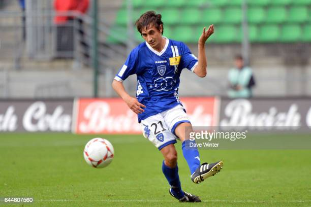 Fethi HAREK Rennes / Bastia 3e journee de Ligue 1 Photo Dave Winter / Icon Sport