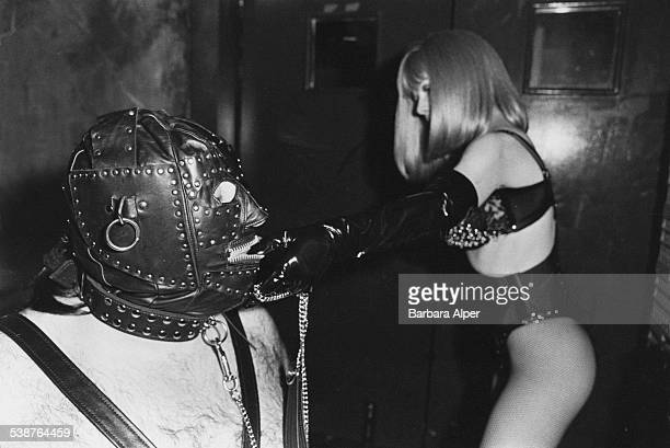 A Fetish Factor party at Lucky Cheng's in New York City 17th October 1992