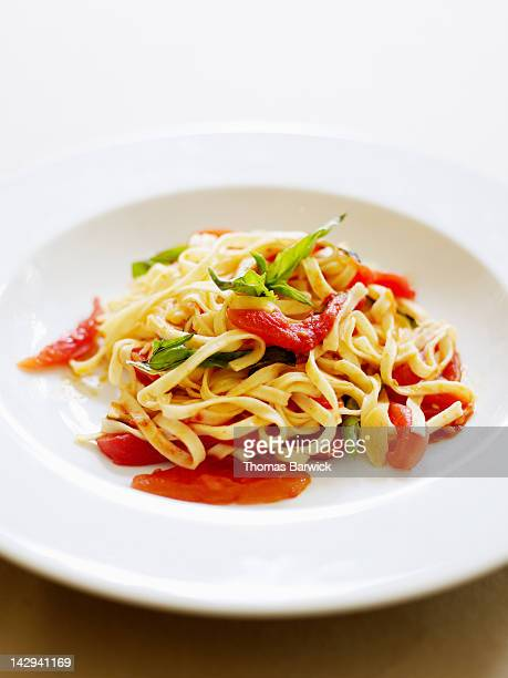 Fettuccine al Pomodoro