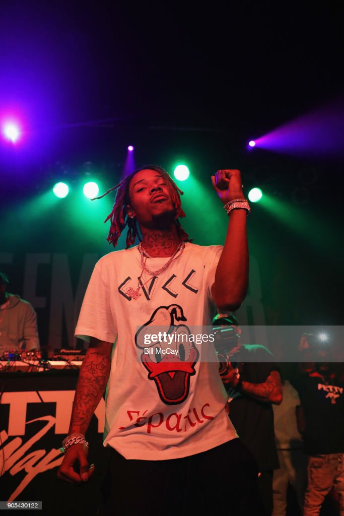 Fetty Wap In Concert - Philadelphia, Pennsylvania