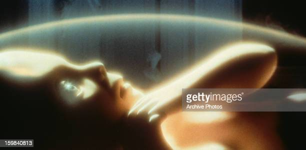 A fetus in a scene from the film '2001 A Space Odyssey' 1968