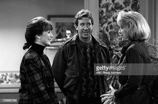"Feud for Thought"" - Airdate: December 1, 1993. PATRICIA RICHARDSON;TIM ALLEN;LEE GARLINGTON"