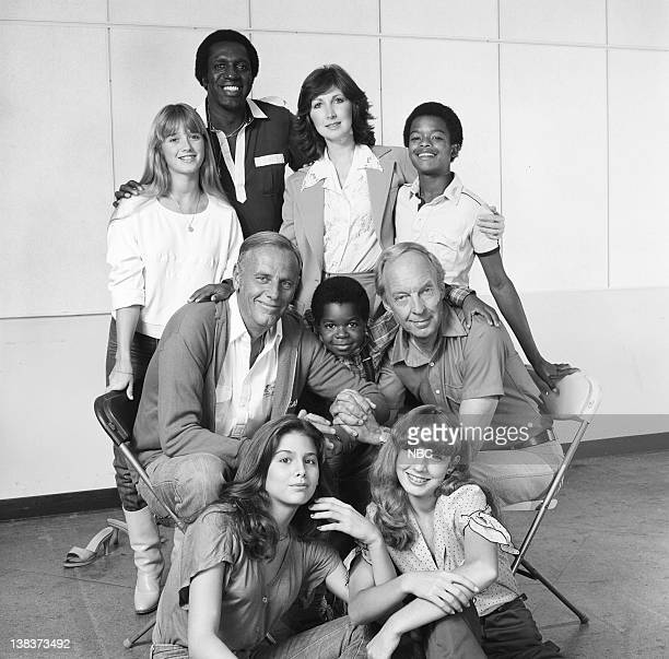 RENT STROKES 'Feudin' and Fussin' Part 1 2' Episode 3 4 Pictured Kim Richards as Ruthie Alder Meadowlark Lemon as himself McLean Stevenson as Larry...