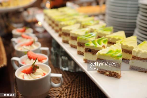 A few catering dessert options