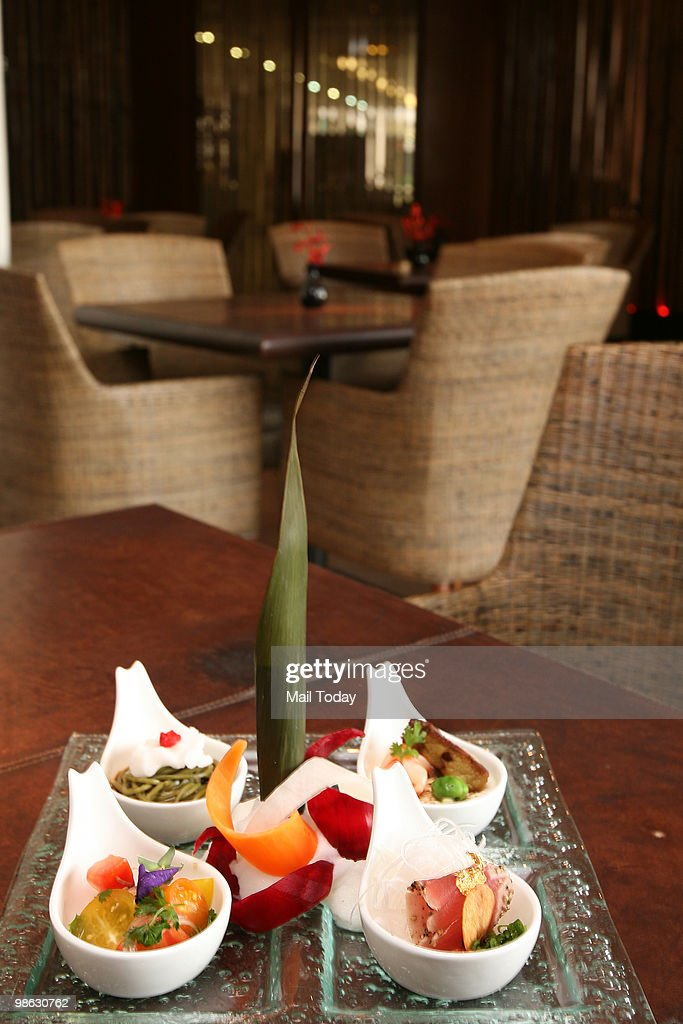 AI Japanese Restaurant In Delhi : Nieuwsfoto's