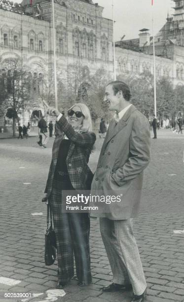 Few Pointers Red Square is a great attraction for all tourists to Moscow and Canadian defenceman Bill White and wife Gail also found it a fascinating...