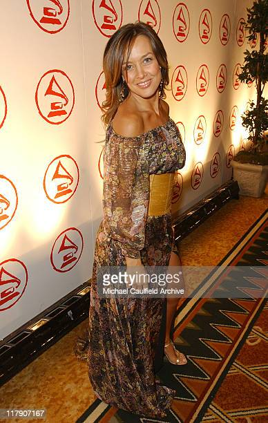 Fey during 2005 Latin Recording Academy Person of the Year - Red Carpet at Regent Beverly Wilshire in Beverly Hills, California, United States.