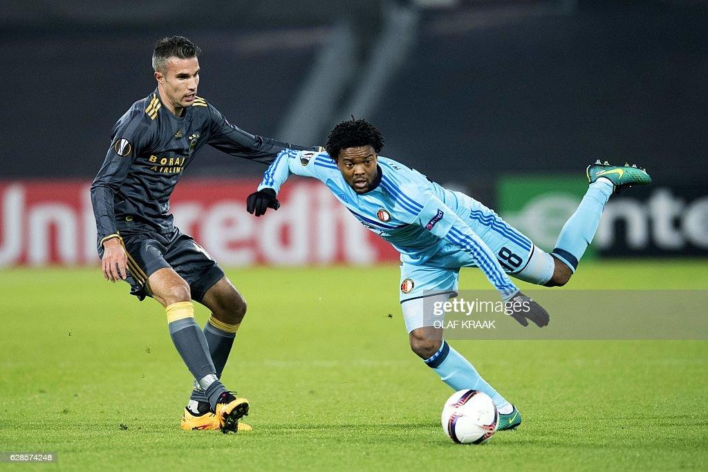 Feyenoord v Fenerbahce SK - UEFA Europa League