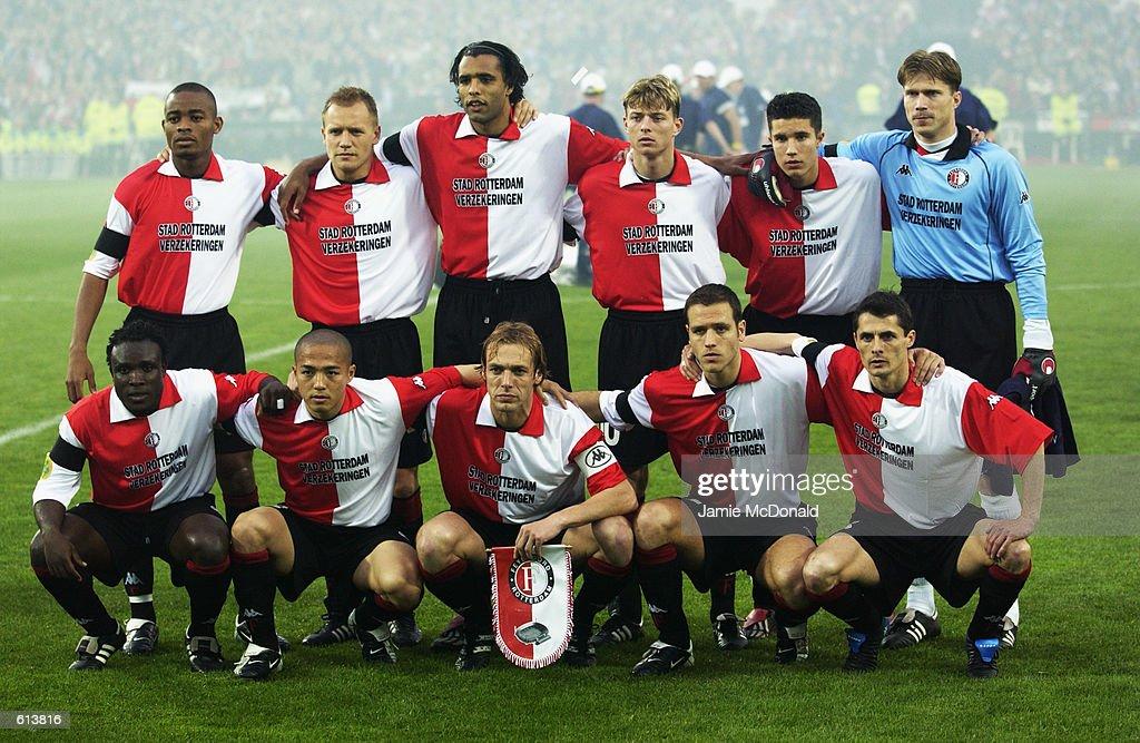 Feyenoord team group Pictures