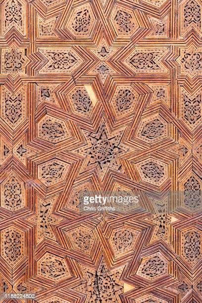 fez medina, middle atlas mountains, morocco - north africa stock pictures, royalty-free photos & images