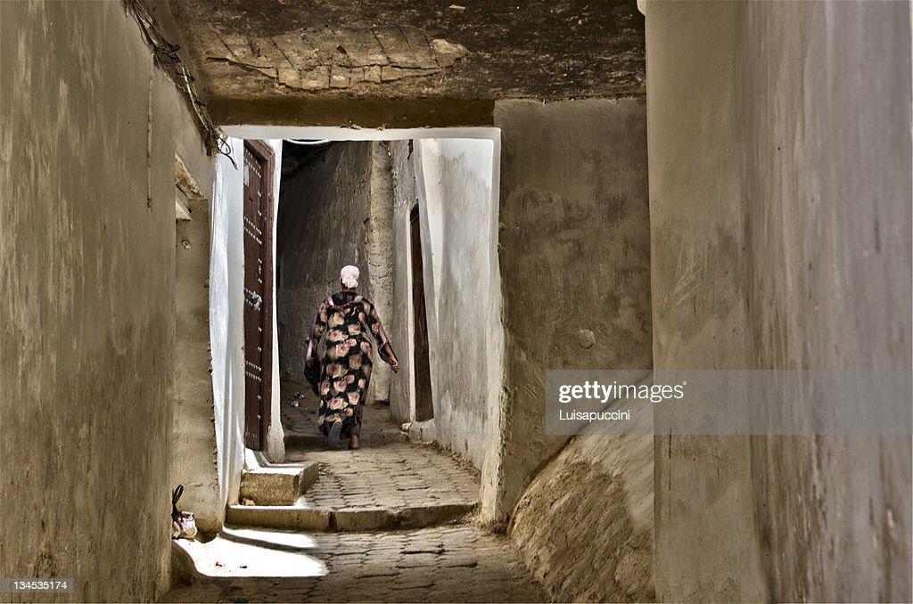 Fez old Medina : Foto stock