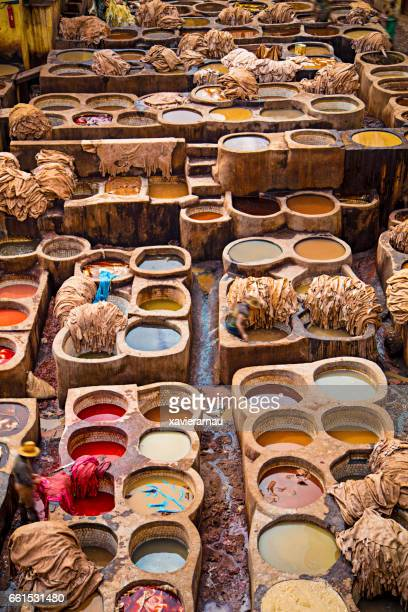 Fez Tannery