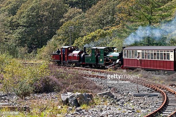 フェスティニオグ鉄道 ストック...