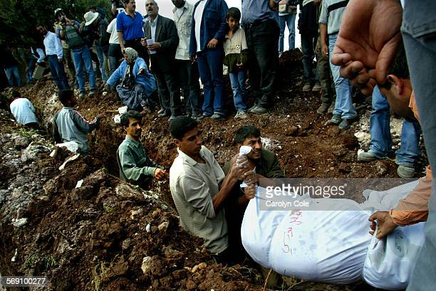 Jenin5.cc; Over 26 bodies were formally buried at the cemetary at Jenin refugee camp after being moved from a mass grave at the general hospital. The...