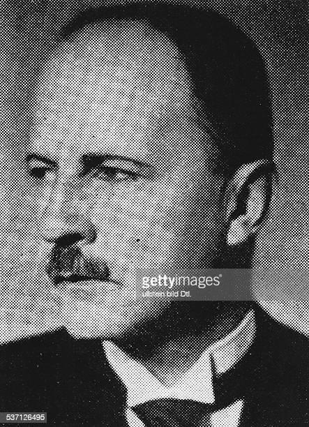Führer der Monarchisten in Deutschland, Widerstandskämpfer 20.Juli 1944, Porträt undatiert