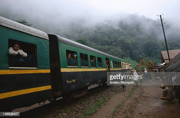 Fianarantsoa to Manakara by train.