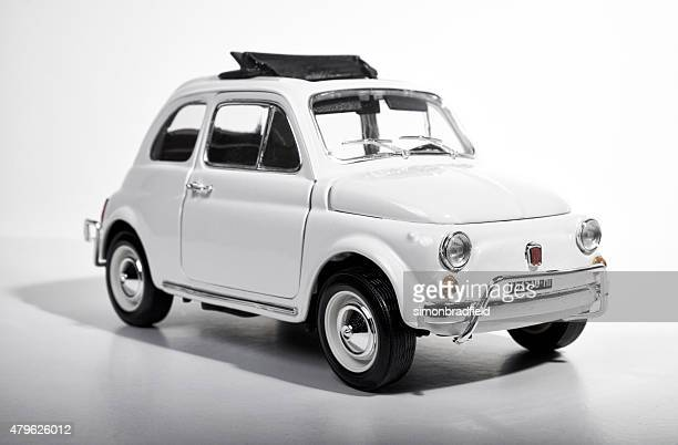 fiat 500l model car - fiat stock photos and pictures