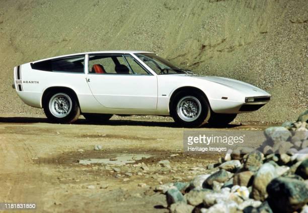 Fiat Arbarth. Creator: Unknown.