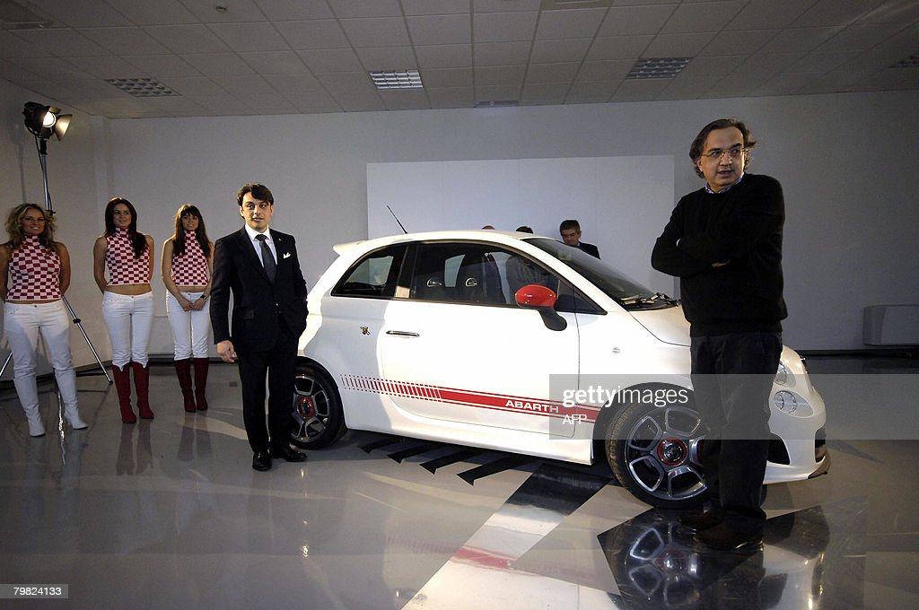 Fiat Auto Italian car manufacturer CEO, Pictures | Getty Images