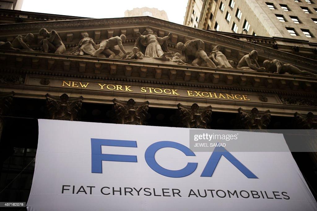 Chrysler Finally Returns To Us Stock Market