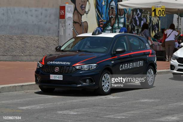 Fiat Tipo in gendarmerie version