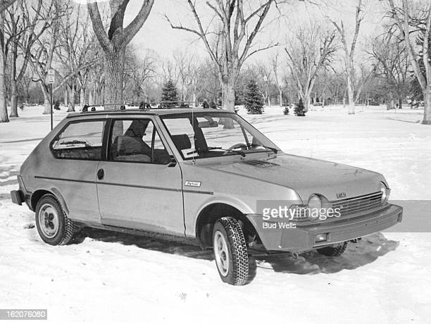 FEB 3 1979 Fiat's New Front Wheel Drive Strada Strada's best feature include good handling characteristics comfortable seating and a strong...