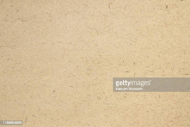 fiber brown paper texture background - washi paper stock pictures, royalty-free photos & images