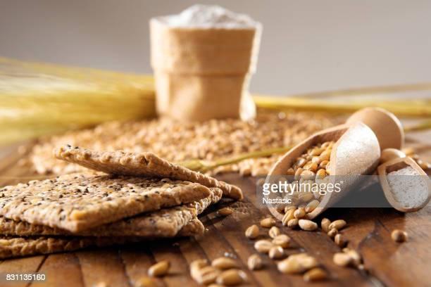Faser reiche Lebensmittel